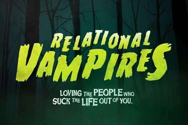 Relational Vampires